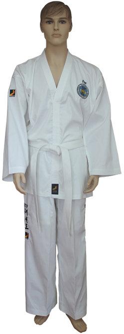 ????? ??? ????????? (?????) Sasung White Belt SR (??????? 170-190) ?????? ? boxfit.ru